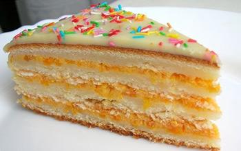 Торт манник